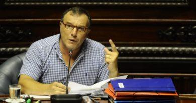 """Diputado Alejo Umpiérrez: """"Se va hacia un debate pobre y a una politica de enchastre"""""""