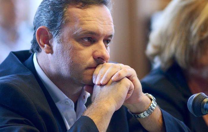 """Senador Álvaro Delgado: """"Si ganamos vamos a hacer una auditoría externa del Estado"""""""