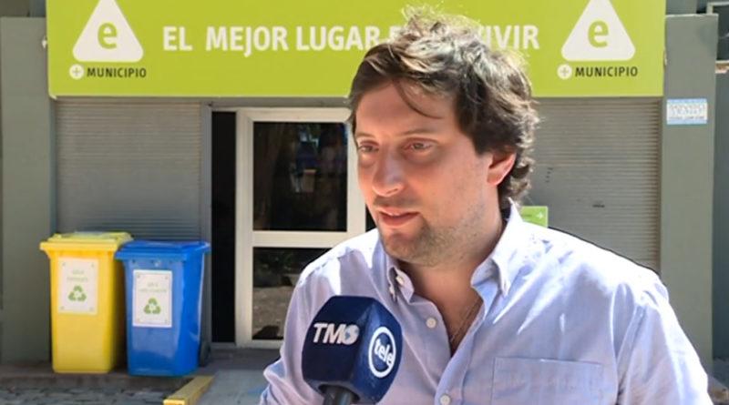 Alcalde de Municipio E Agustín Lescano explicó que intentaron prevenir a la Intendencia